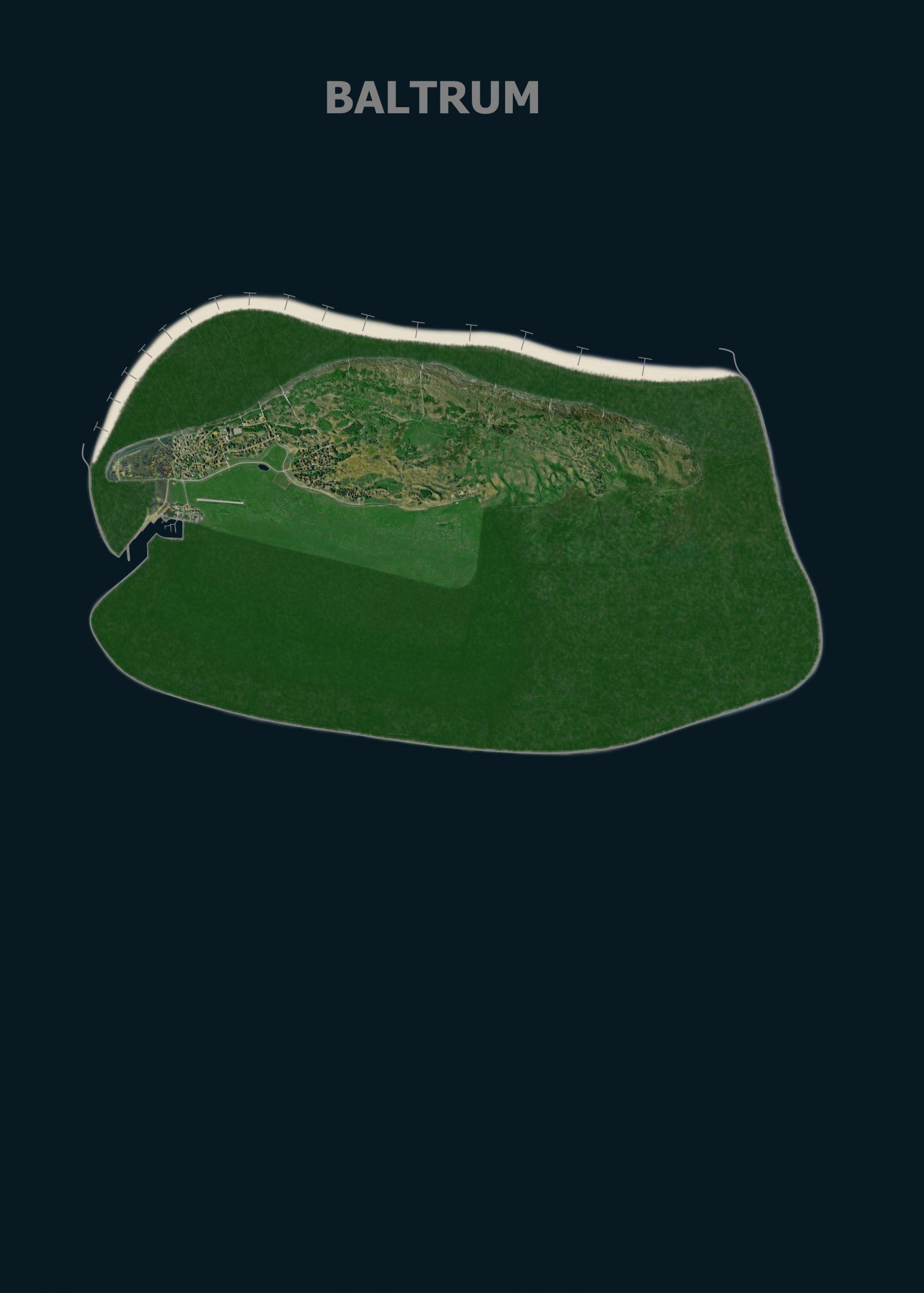 Baltrum, landgewinnung, küstenschutz, insel, eindeichung, naturschutz, sturmflut, vergrößerung
