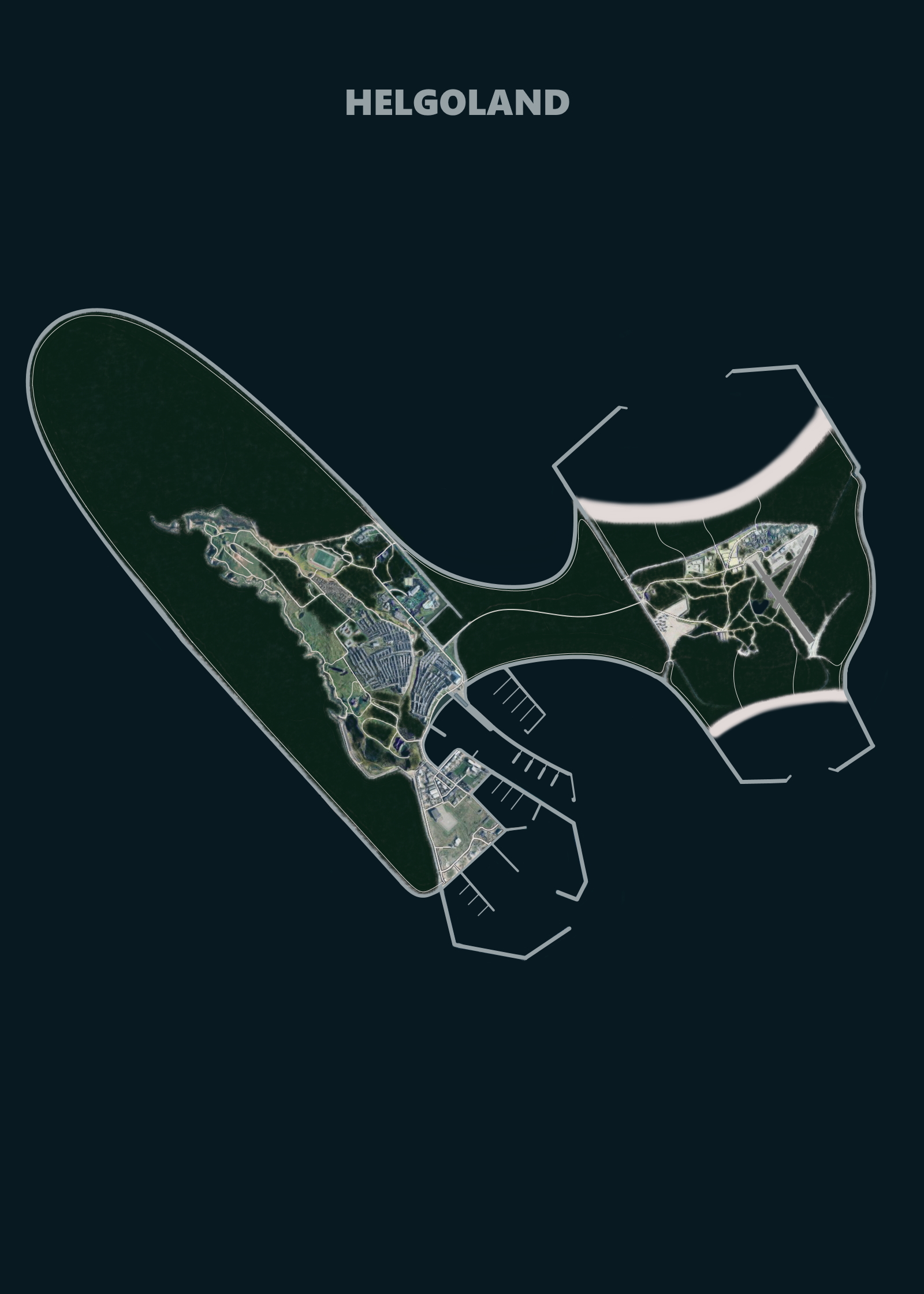 Helgoland, landgewinnung, küstenschutz, insel, eindeichung, naturschutz, sturmflut, vergrößerung