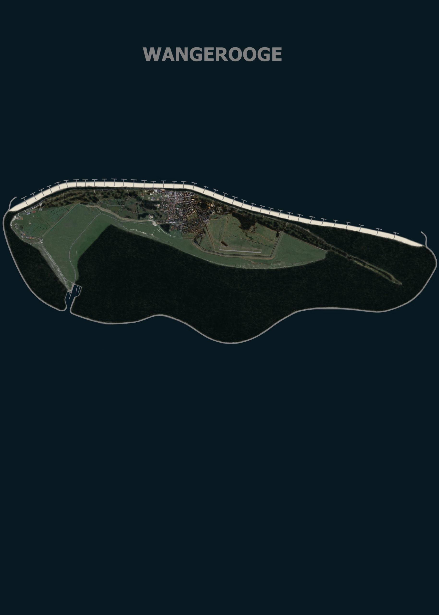 Wangerooge, landgewinnung, küstenschutz, insel, eindeichung, naturschutz, sturmflut, vergrößerung